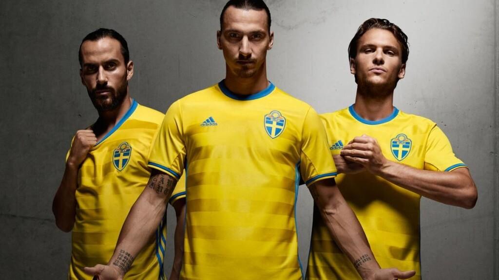Sveriges EM-trupp till Fotbolls-EM 2016