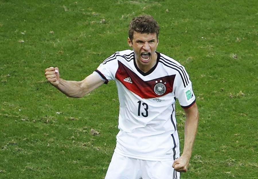 thomas-muller-celebrating-goal-in-germany-4-0-portugal-fifa-world-cup-2014