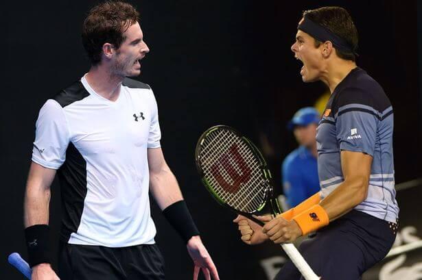 Wimbledon Final 2016 Andy Murray vs Milos Raonic