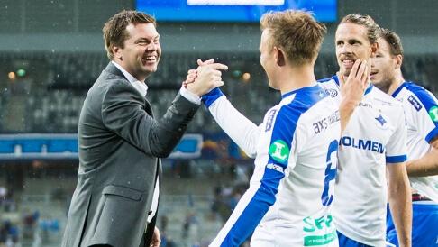 Rosenborg BK - IFK Norrköping