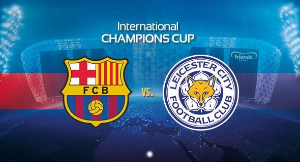 Barcelona - Leicester