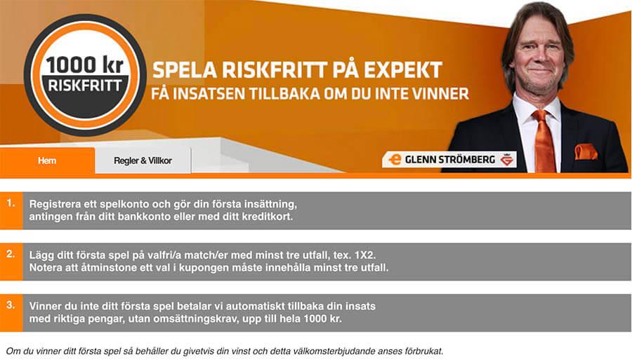 expekt-1000-kr-riskfritt-utan-krav