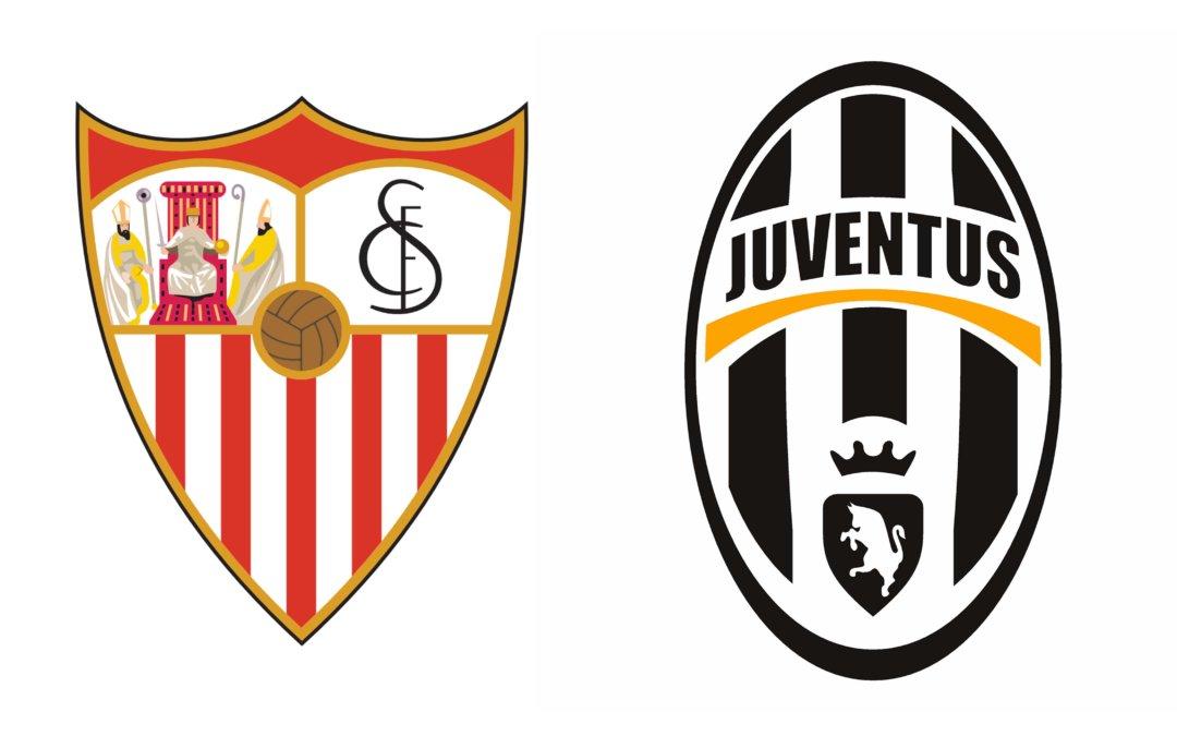 Målsnålt mellan Sevilla och Juventus till 1.61