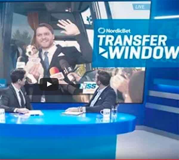 Transfer Window / Transferfönster 2017