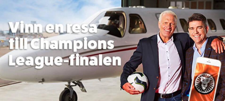 Vinn Resa Till Champions League Finalen 2017