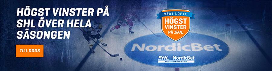 Speltips HV71 - Brynäs