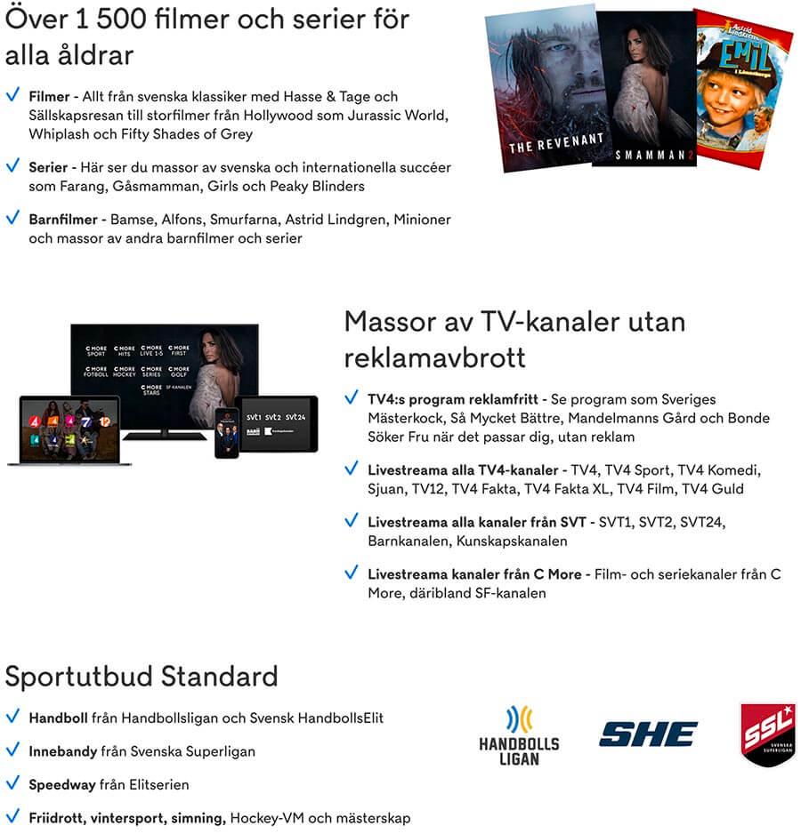 Se Hockey-VM Gratis 2 veckor på C More