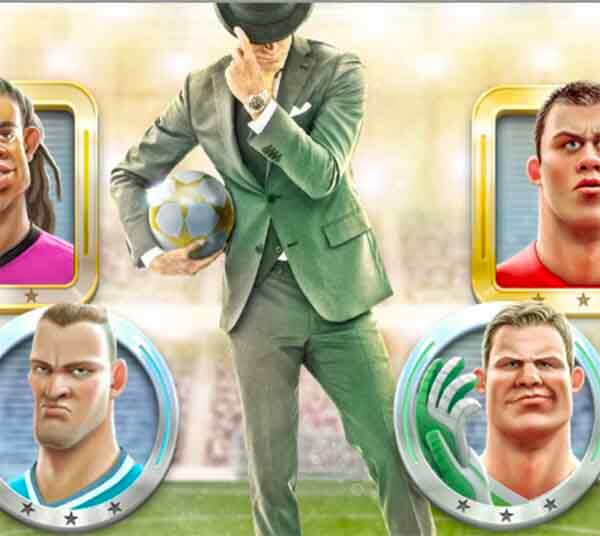 Free Spins på Ultimate Dream Team