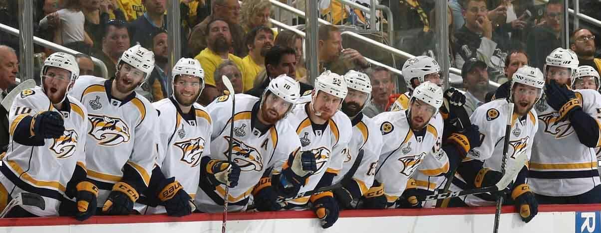 Pittsburg Penguins - Nashville Predators 9 juni 2017