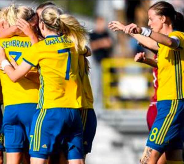 Sverige - Holland live stream