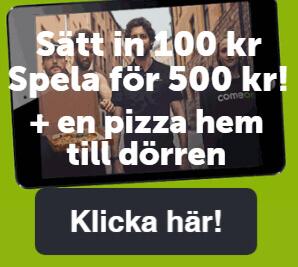 gratis pizza hem till dörren