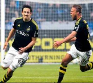 AIK - IFK Göteborg 30 Oktober