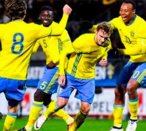 Sverige - Malta U21
