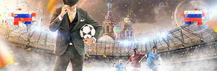 Fotbolls-VM 2018 i Ryssland
