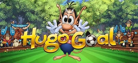 Spela nya spelet Hugo Goal