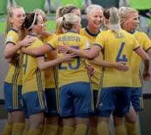 Sverige – Slovakien Live Stream & Tips Fotbolls-EM Kval Damer 8/10