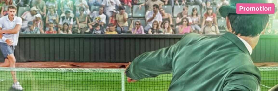 Gratisspel på Tennis