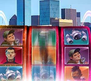 Casinoturnering på Big Bot Crew med Maria