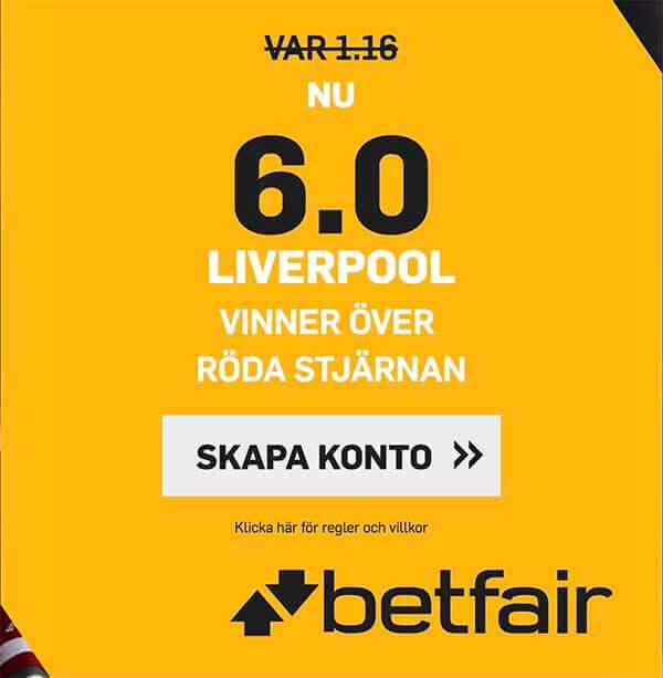 Liverpool - Röda Stjärnan