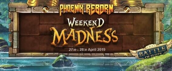Casino Weekend Madness