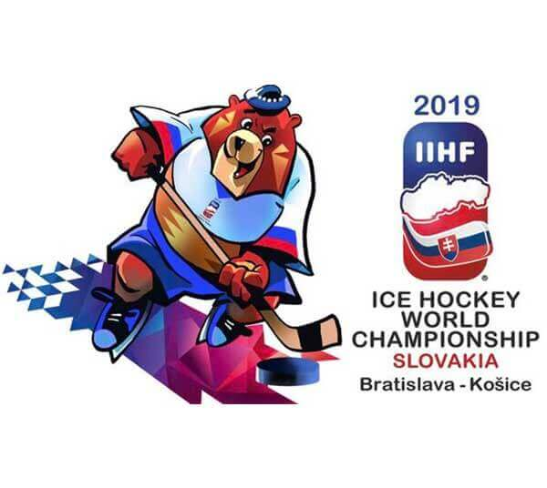 Streama Hockey-VM 2019