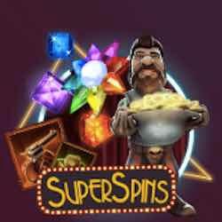 Supererbjudande! Sätt in 200 kr, få 100 SuperSpins!