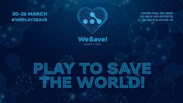 WeSave Charity Play Team Liquid - Nigma DOTA 2 Live Stream