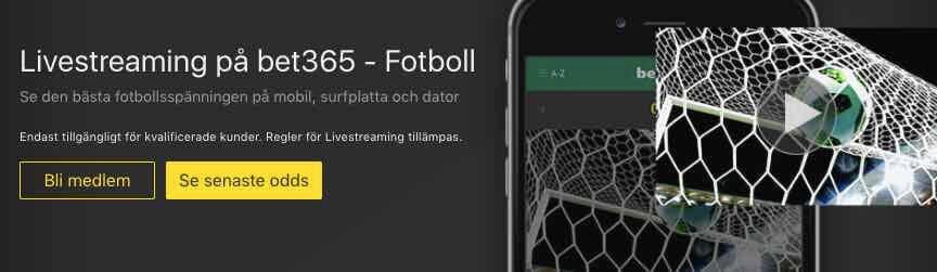 bet365 live streaming sport
