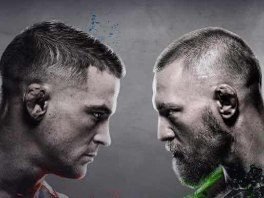 Conor McGregor – Dustin Poirier UFC 257 Live Stream