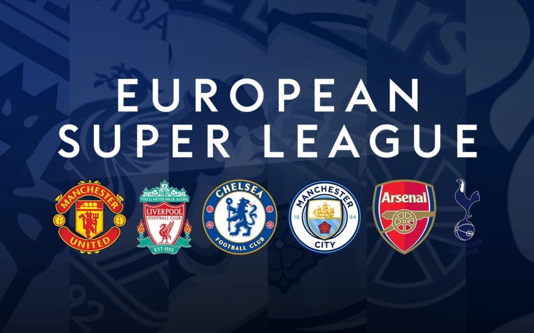 Super League – Superligan undergången för fotbollseuropa?
