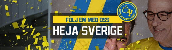 Sverige mot Slovakien i fotbolls-EM 2021