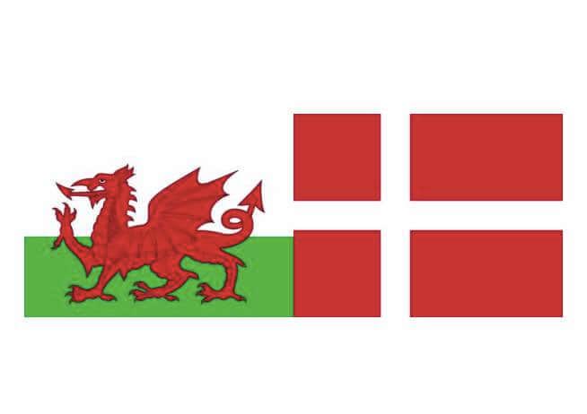 Wales Danmark – Drakeld mot Dansk Dynamit